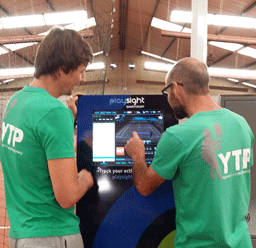 Impressionen Young Tennis Professionals PlaySight - PlaySightCoach