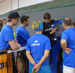 Jan Kahlert Sport65 PlaySight Kiosk - Interview PlaySightCoach