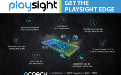 Intensives YTP Training meets PlaySight